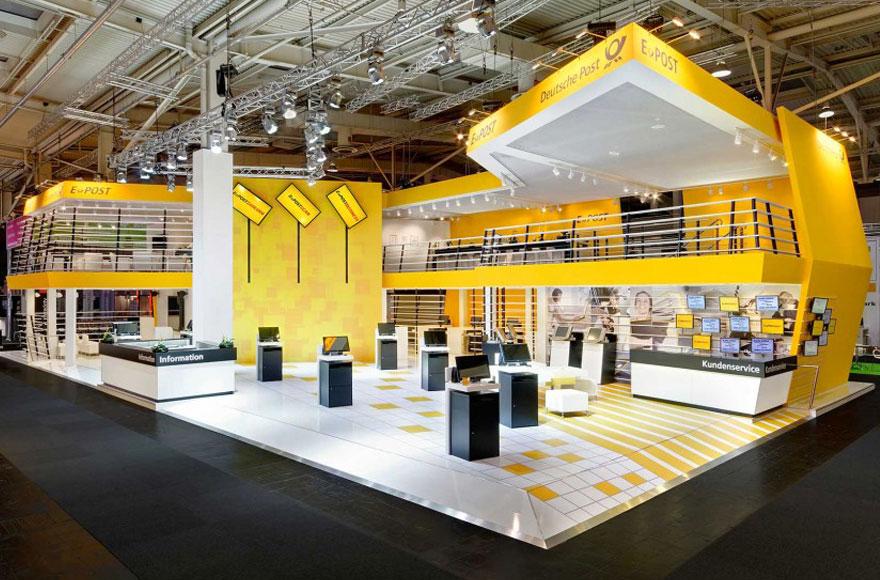 Exhibition Stand Builders In Munich : Full service exhibition stand contractors en blickfang
