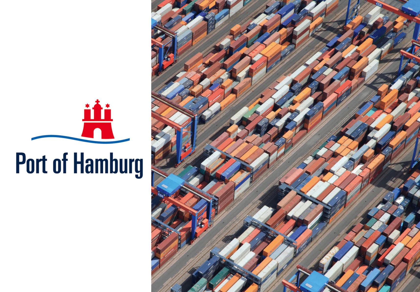 Messestand Hafen Hamburg Unternehmen 2