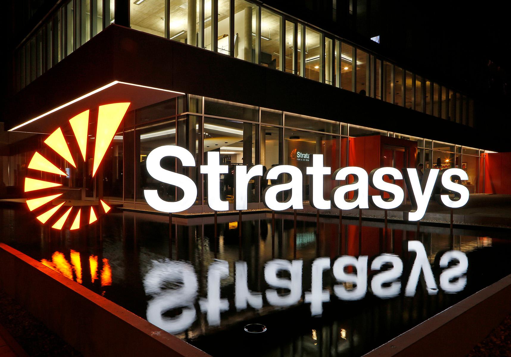 Stratasys formnext Unternehmen