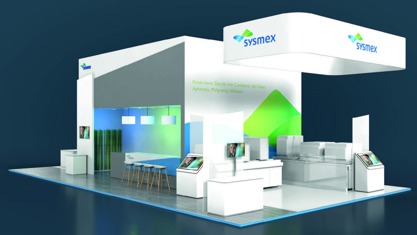 Sysmex Medlab Visualisierung 1