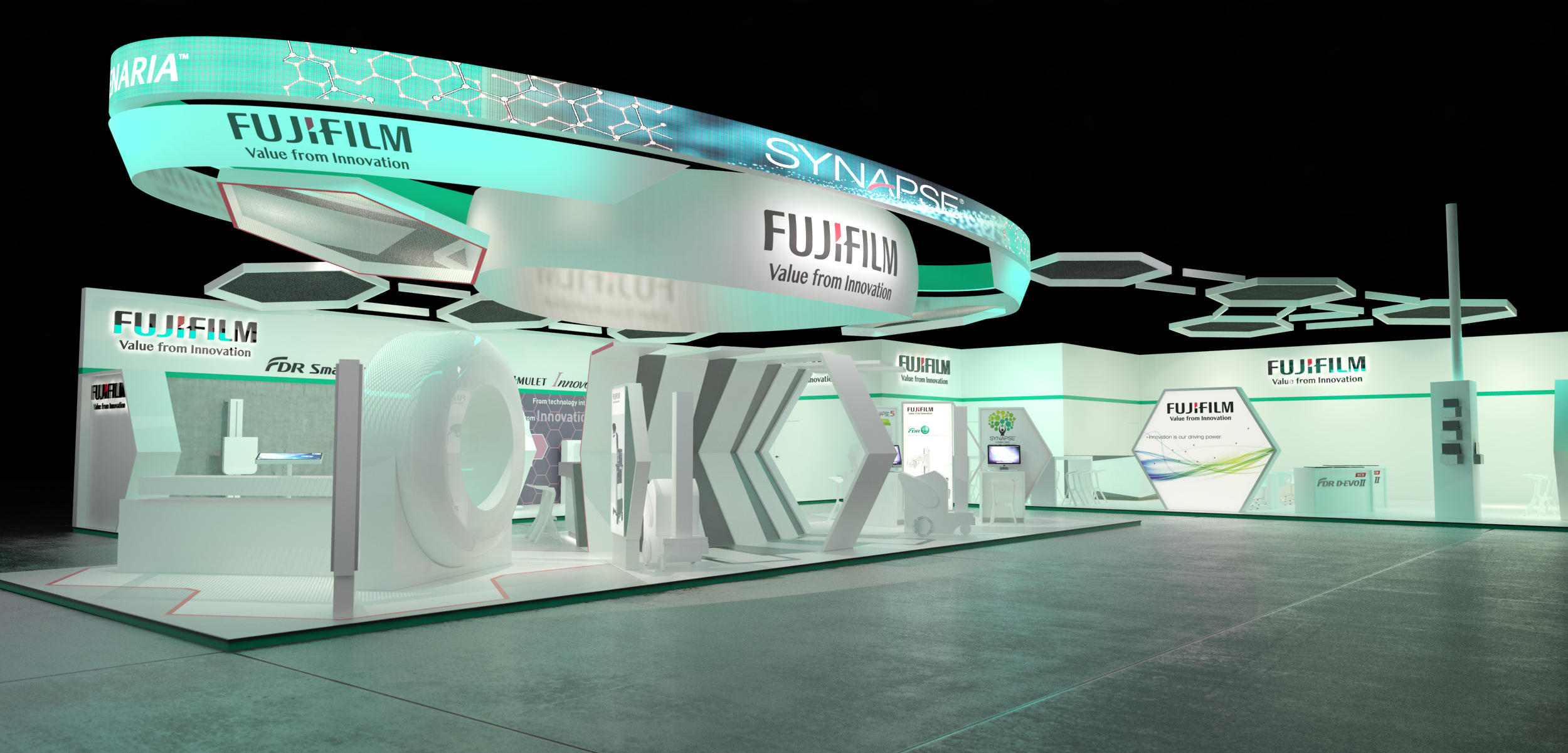 Delicieux Fujifilm Designkonzept. Perspektive1