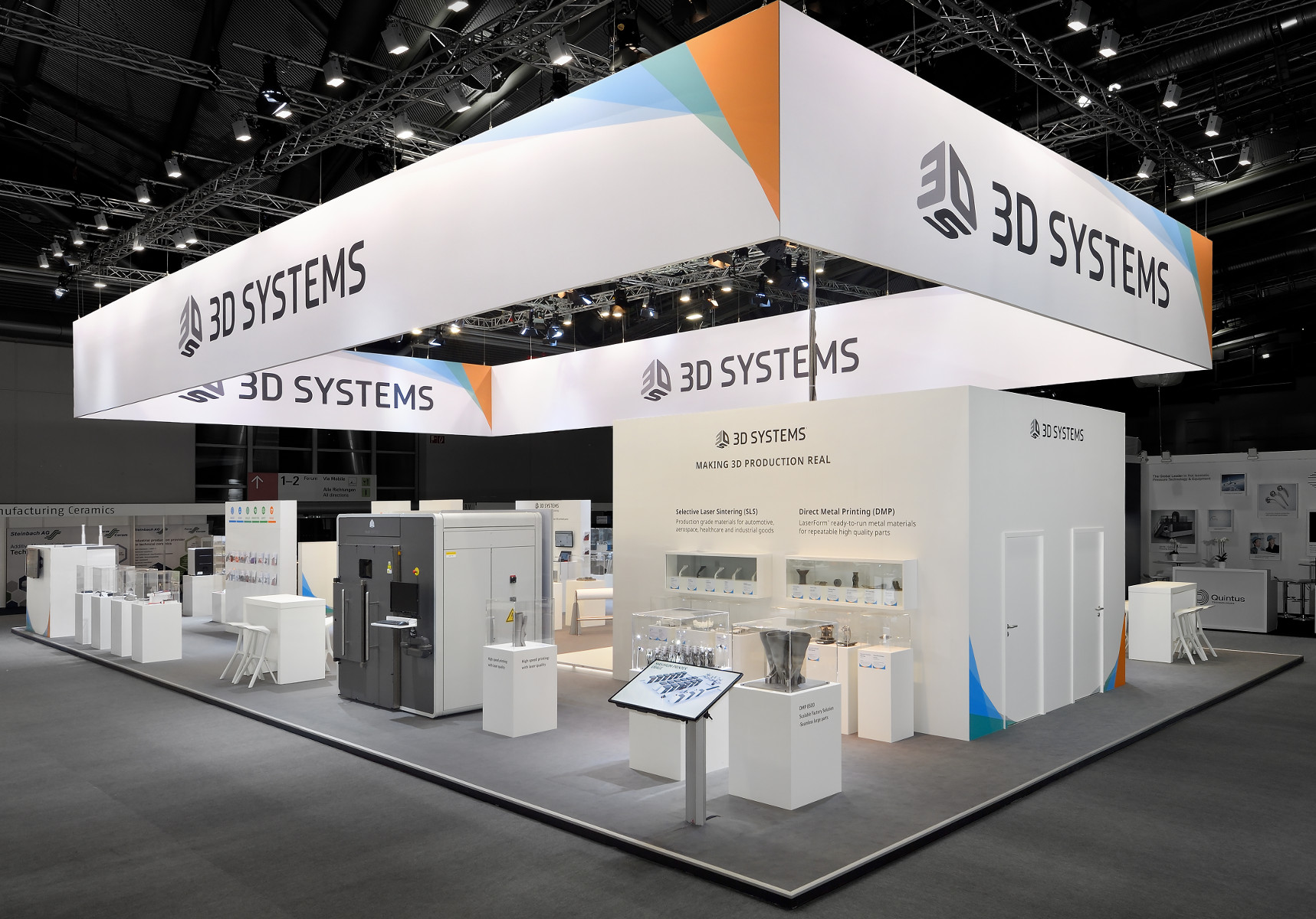 3D Systems_Formnext_Messestand_2