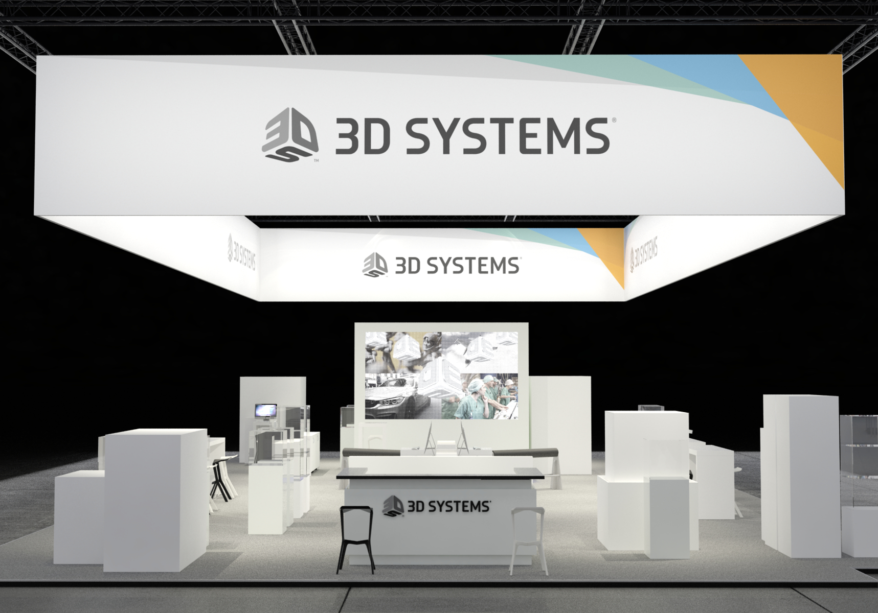 3D Systems Formnext Visualisierung 1