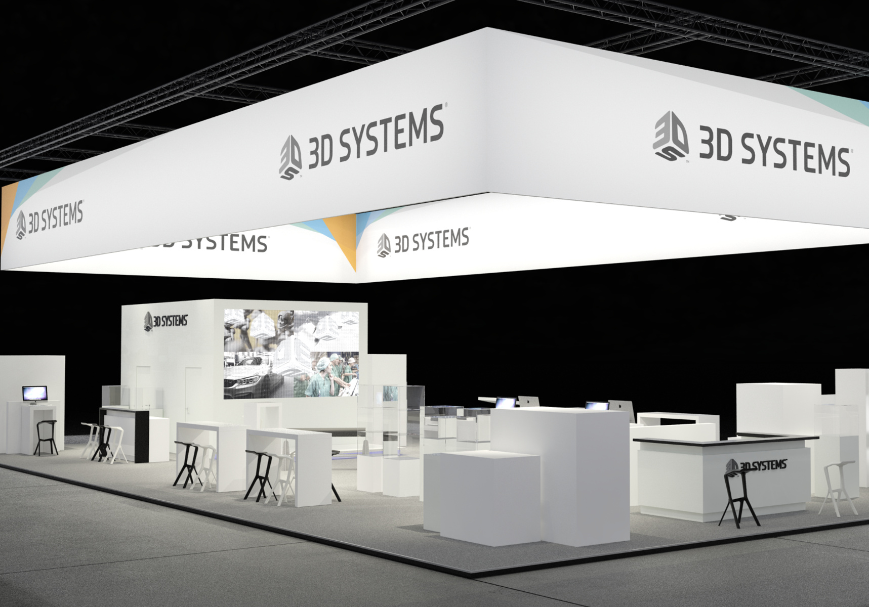 3D Systems Formnext Visualisierung 2