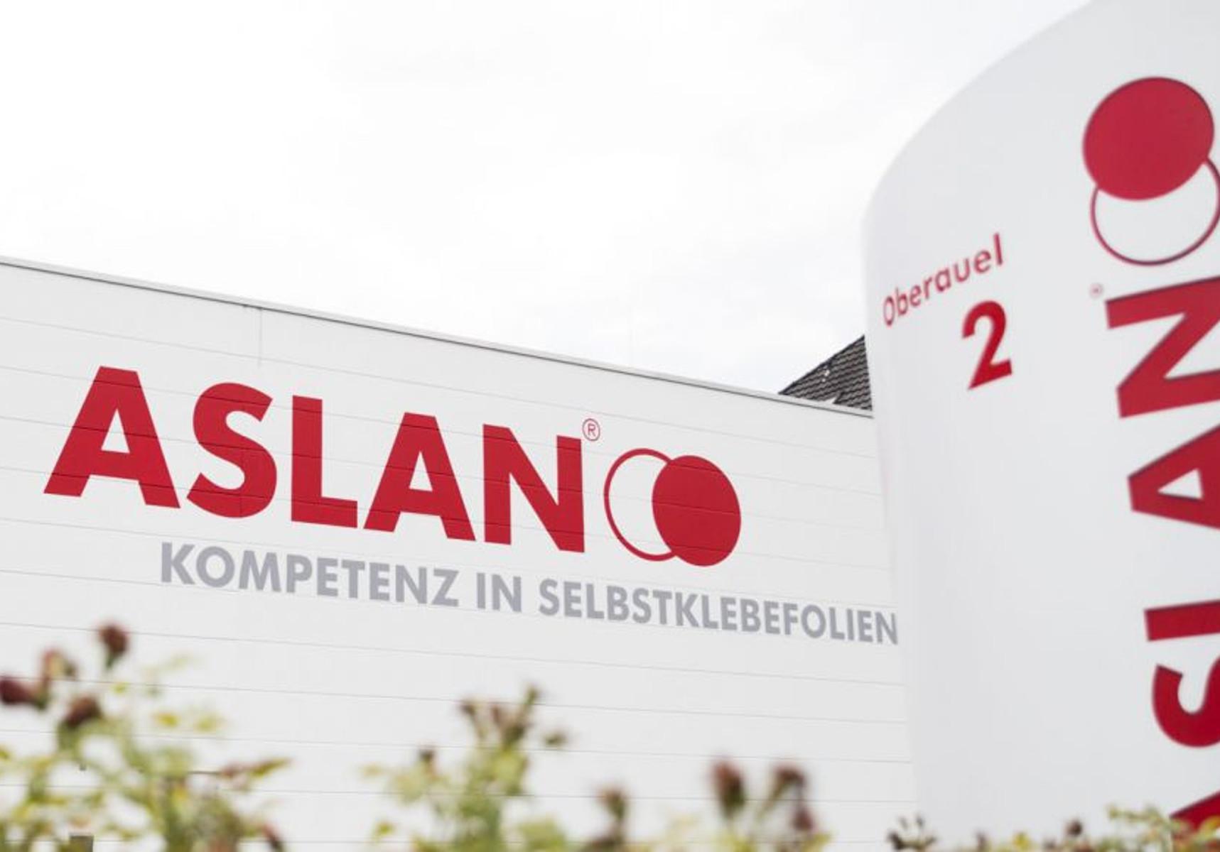 Aslan Schwarz FESPA Unternehmen