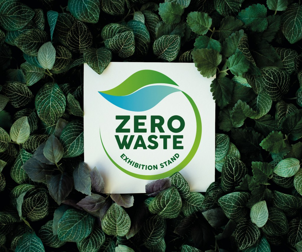 ZERO WASTE Messebau